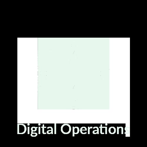 digital operations icon
